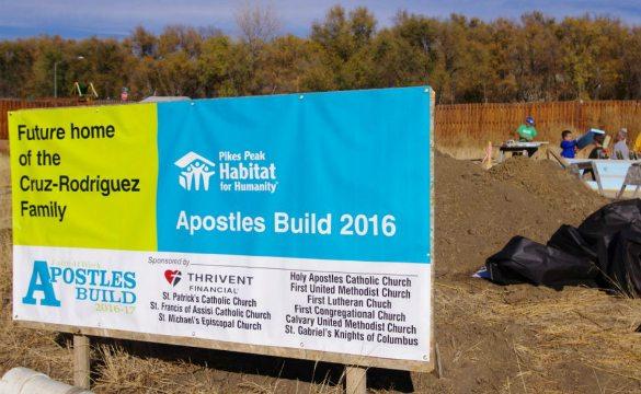Apostles Build