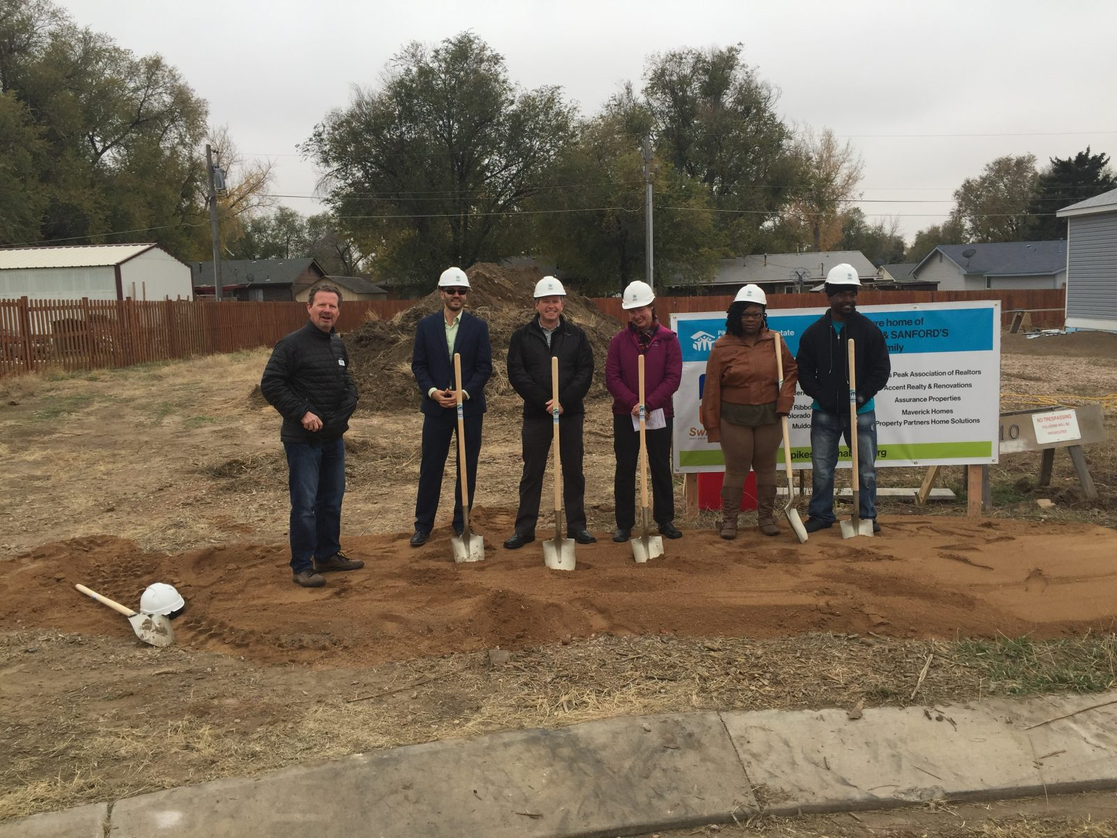 Breaking Ground with 2018 Real Estate Partners