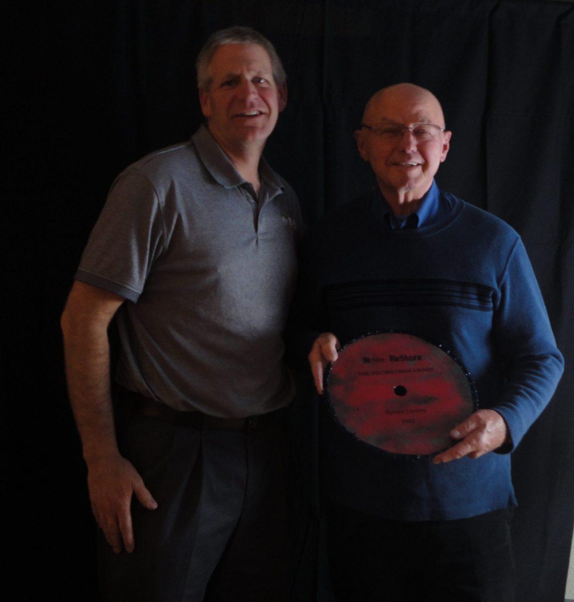 Journeyman Award – Roger Condie