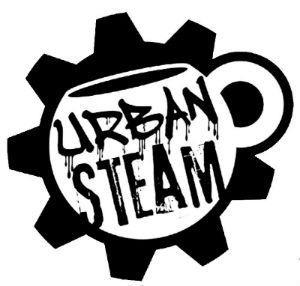 Urban Steam logo