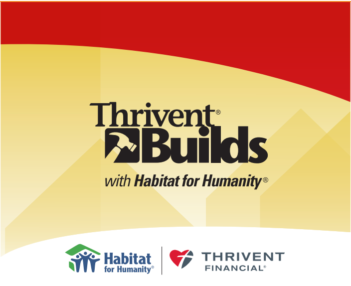 Thrivent Financial Build 18 logo
