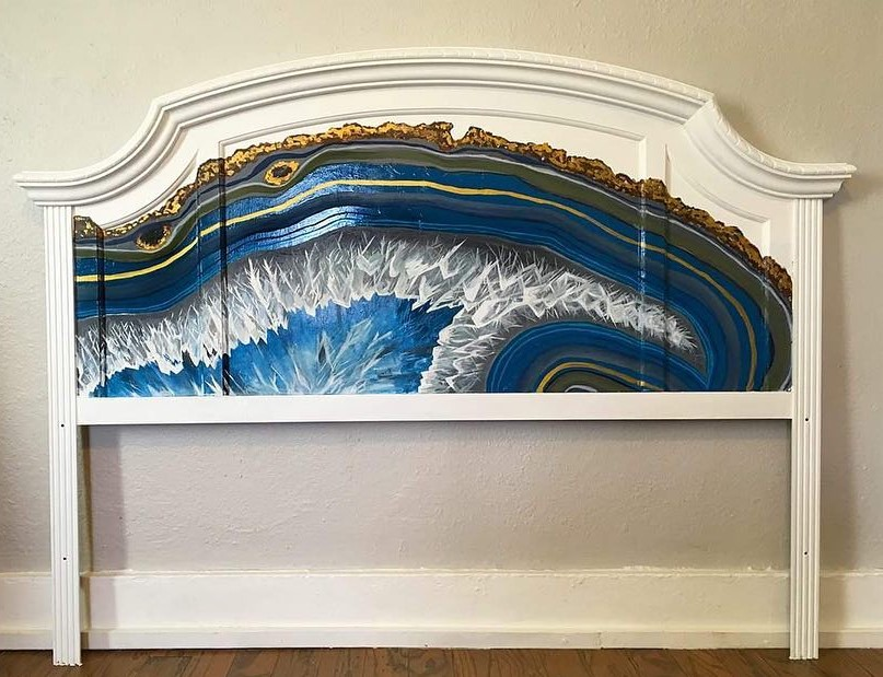 Heather Holloman Headboard