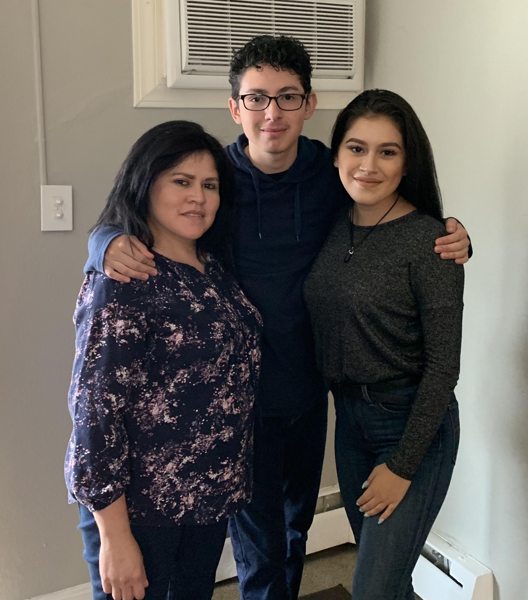 Aracely's Family Photo- Cropped