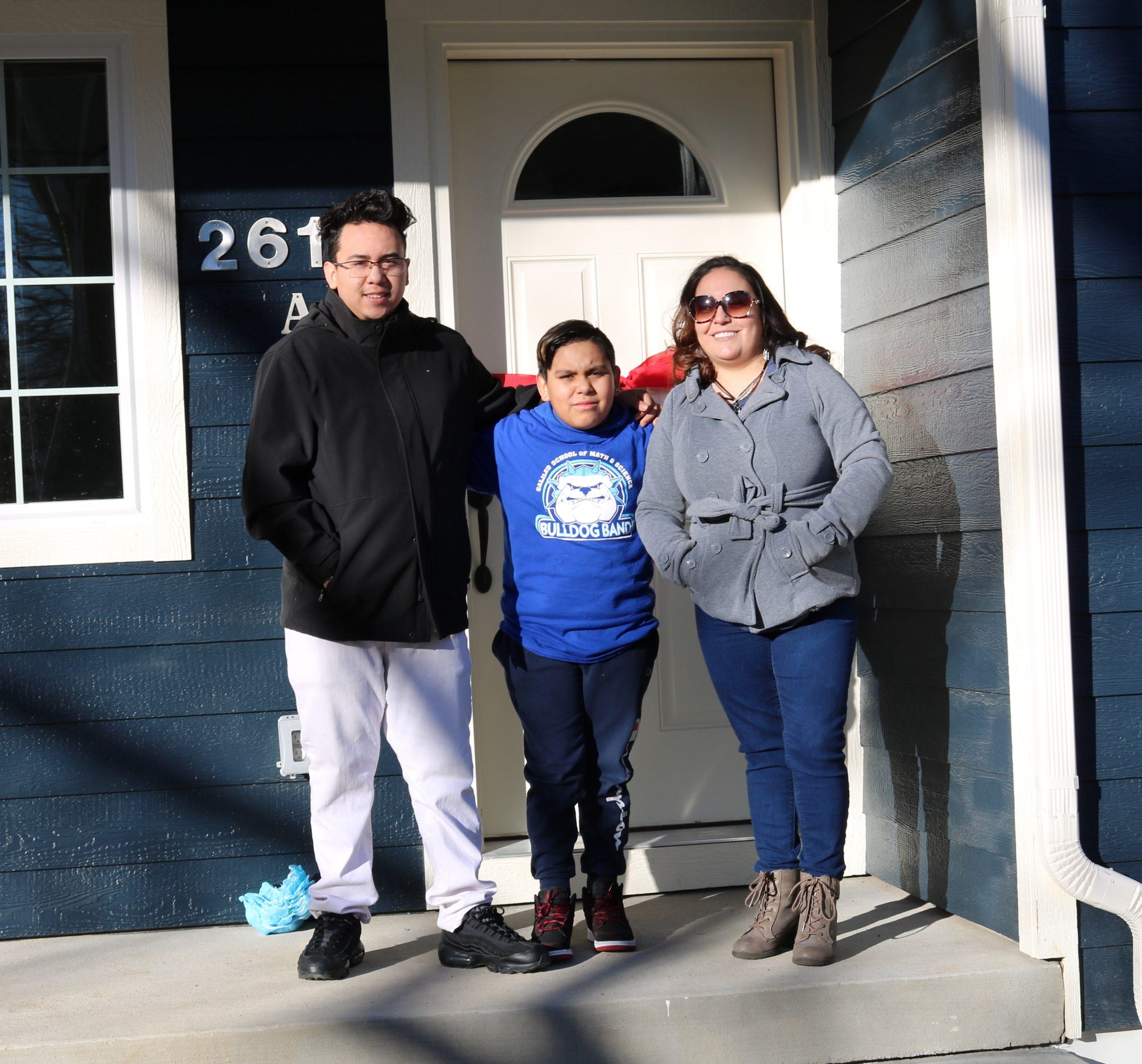 Rebecca's Family- resized