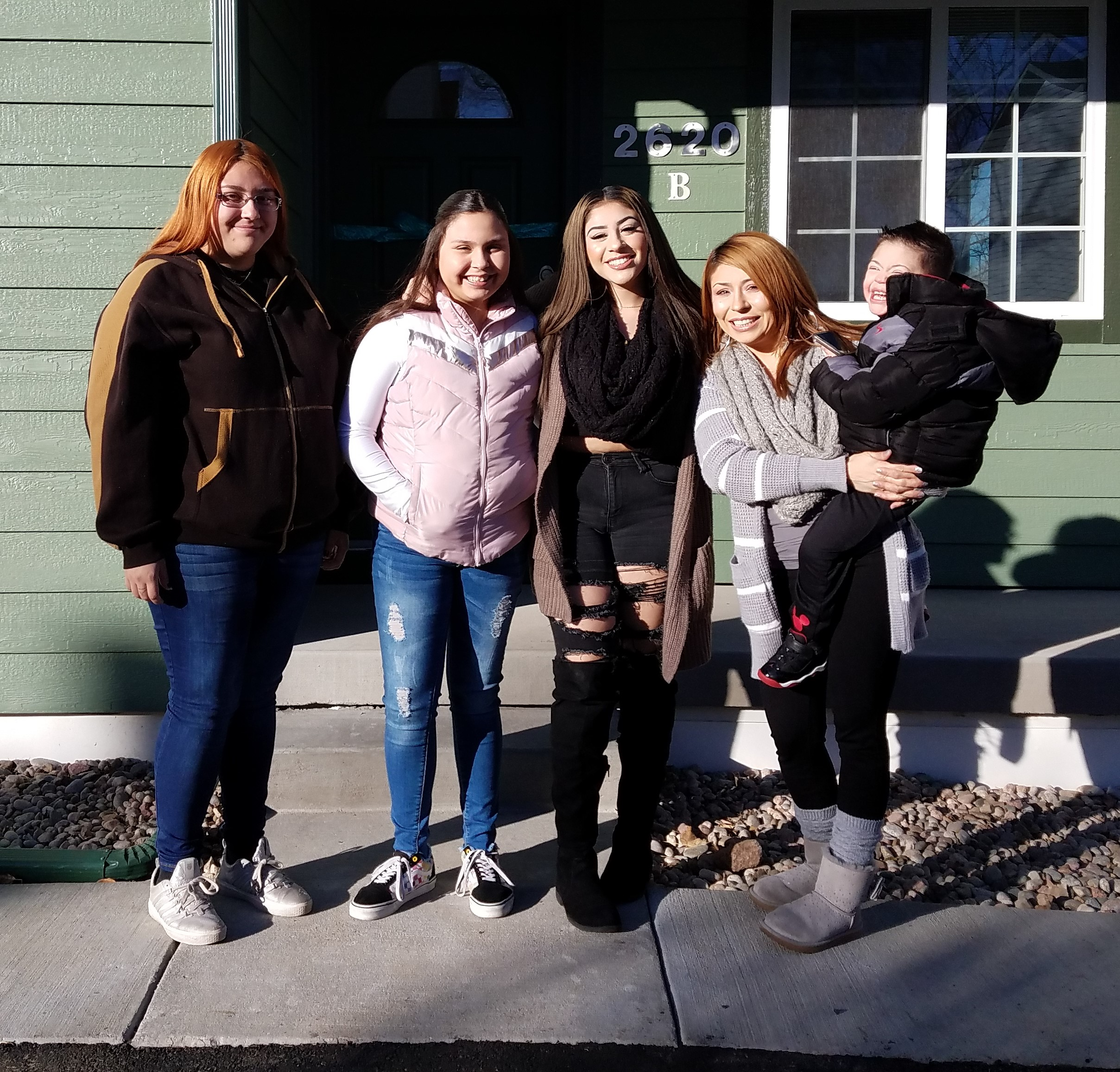 Yolanda's Family.- resizedjpg
