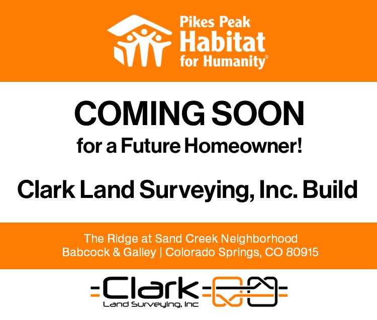 Clark Land Surveying, Inc. Build Announcement