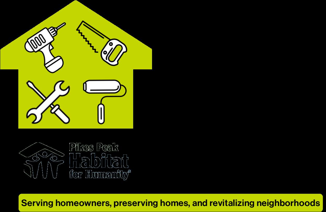 Home Repair Program Logo