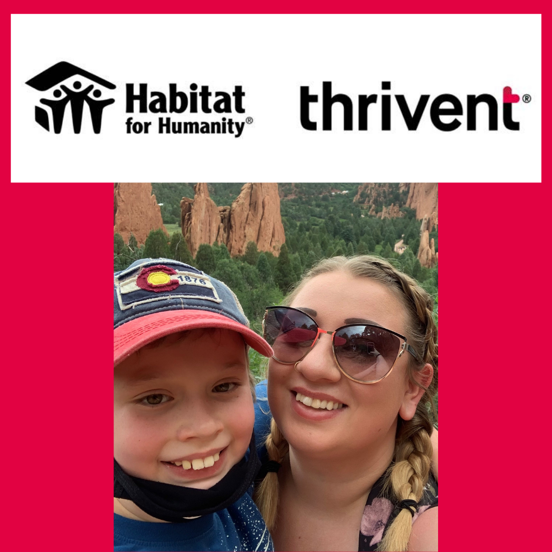 Brittany's Family with Thrivent Logo for Website