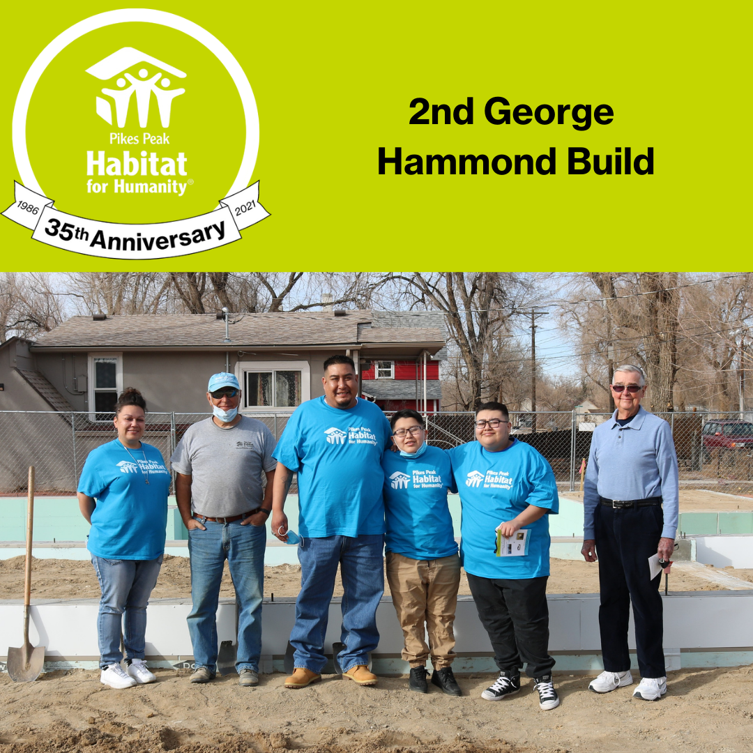 2nd George Hammond Build Graphic for Website