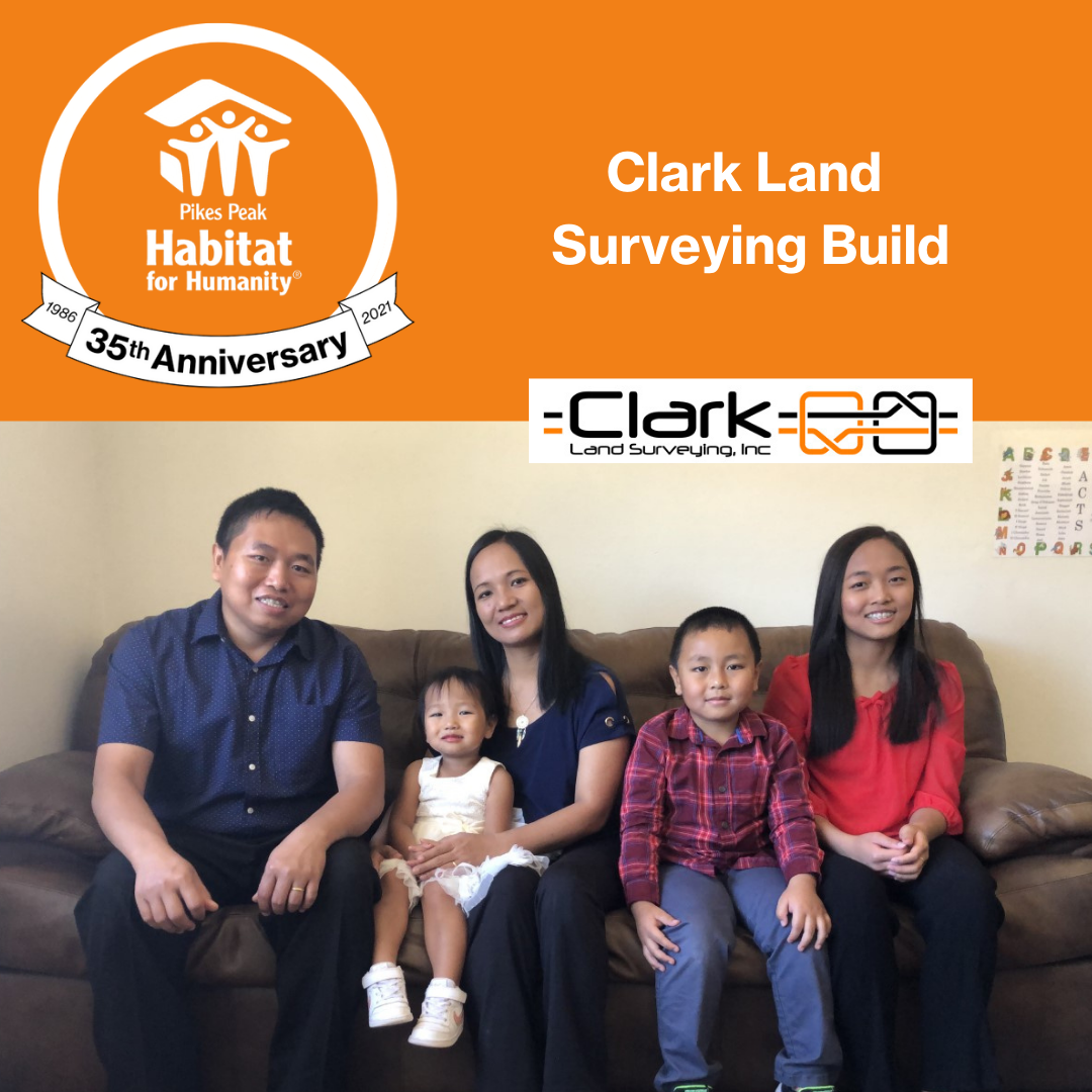 Clark Land Surveying Build Graphic for Website